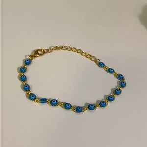 Jewelry - evil eye bracelet from greece